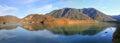 Artificial Lake Sylvenstein In...
