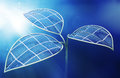 Artificial photosynthesis concept Royalty Free Stock Photos