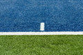 Artificial turf Royalty Free Stock Photo
