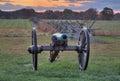 Artillery In Gettysburg