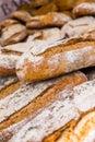 Artisan bread cumbrian farmer s market cumbria england Royalty Free Stock Photography