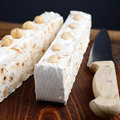 Artisanal Sardinian nougat Royalty Free Stock Photography
