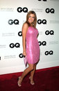 The artist carmen electra feb actress at party in los angeles to unveil gq magazine s leading men of hollywood march issue party Stock Images