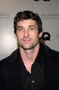 The artist patrick dempsey feb actor at party in los angeles to unveil gq magazine s leading men of hollywood march issue party Royalty Free Stock Photography