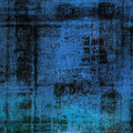 Artistic background abstract in dark blue painting Stock Photos