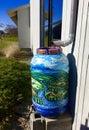 Artistic barrel