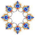 Artistic ottoman pattern series fourty nine