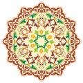 Artistic ottoman pattern series ninety six