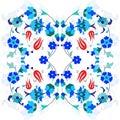 Artistic ottoman pattern series thirty four