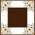 Artistic ottoman pattern series twenty eight