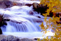 Artistic River Rapids Royalty Free Stock Photo
