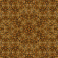 Artistic royalty background pattern in orange colors Royalty Free Stock Photo