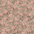 Artistic Seamless pattern with roses Stock Photography