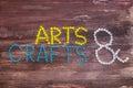 Arts & Crafts Royalty Free Stock Photo