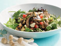 Arugula Salad With Grilled Mus...