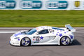 Ascari KZ1 race car Royalty Free Stock Photo