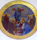 Ascension of Christ Royalty Free Stock Photo