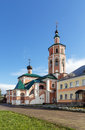 Ascension church vyazma russia of the st john the baptist monastery in Royalty Free Stock Photos