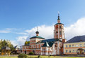 Ascension church vyazma russia of the st john the baptist monastery in Royalty Free Stock Images