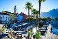Ascona, Switzerland Royalty Free Stock Photo