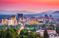 Asheville, North Carolina, USA Royalty Free Stock Photo