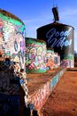 Asheville River Arts Graffiti
