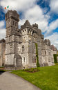 Ashford castle, Ireland Royalty Free Stock Image