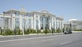 Ashgabat, Turkmenistan Royalty Free Stock Photo