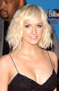 Ashlee simpson arriving billboard music awards mgm grand las vegas nv Stock Image