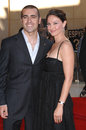 Ashley Judd,Dario Franchitti Stock Images