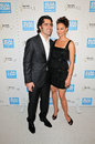 Ashley judd dario franchitti and wife at the usa today hollywood hero gala honoring montage hotel beverly hills ca Stock Images