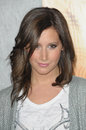 Ashley tisdale at the last song world premiere arclight hollywood ca Royalty Free Stock Photos