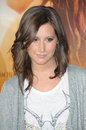 Ashley tisdale at the last song world premiere arclight hollywood ca Royalty Free Stock Image