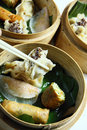Asia food dimsum Stock Image