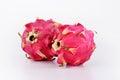 Asia fruit Dragon ftuit Royalty Free Stock Photo