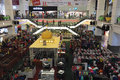 Asia kuala lumpur malaysia berjaya time square shopping center at bukit bintang Royalty Free Stock Photo