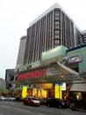 Asia kuala lumpur malaysia fahrenheit hotel at bukit bintang Stock Image