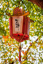 Asia lantern Royalty Free Stock Photography