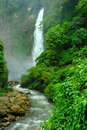 Asia, Philippines, Seven Falls Stock Photo