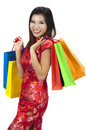 Asia shopping paradise Stock Photo