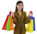 Asia shopping paradise Royalty Free Stock Image