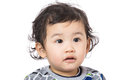 Asian baby boy Royalty Free Stock Photography