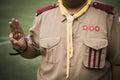 Asian Boy Scouts Oath Explaine...