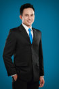 Asian business man Royalty Free Stock Photo