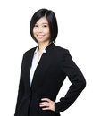 image photo : Asian businesswoman