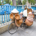 Asian Conical Hats