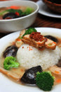 Asian cuisine Royalty Free Stock Photo