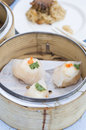 Asian dim sum Royalty Free Stock Photos