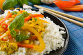 Asian food Royalty Free Stock Photo