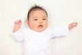 Asian infants Royalty Free Stock Photo